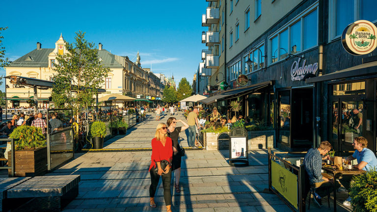 City guide – Sundsvall